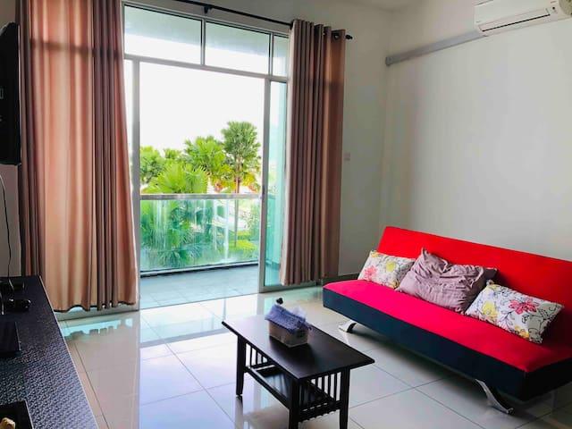 Minimalist design home @Bukit Mertajam, Penang.