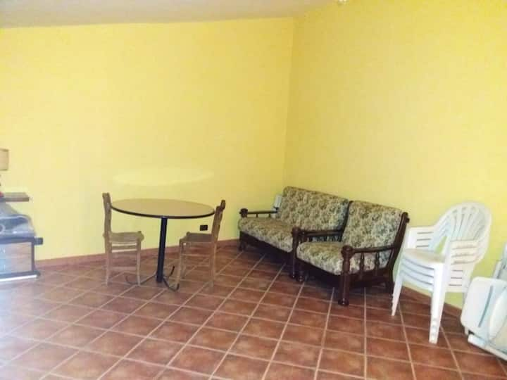 Studio in Acerenza, with furnished garden