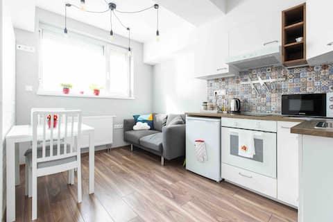 Lovely Studio Apartment in quiet neighborhood