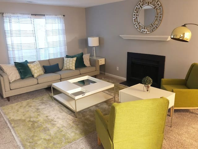 Stay as long as you want | 2BR in Raleigh