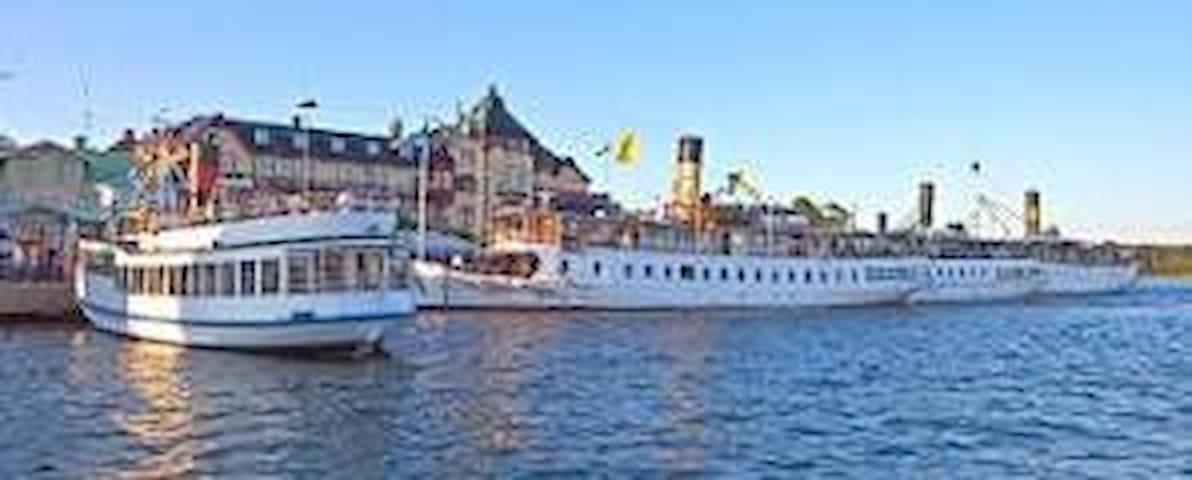 "Vaxholm -Terra Nova 1 ""All inclusive"""