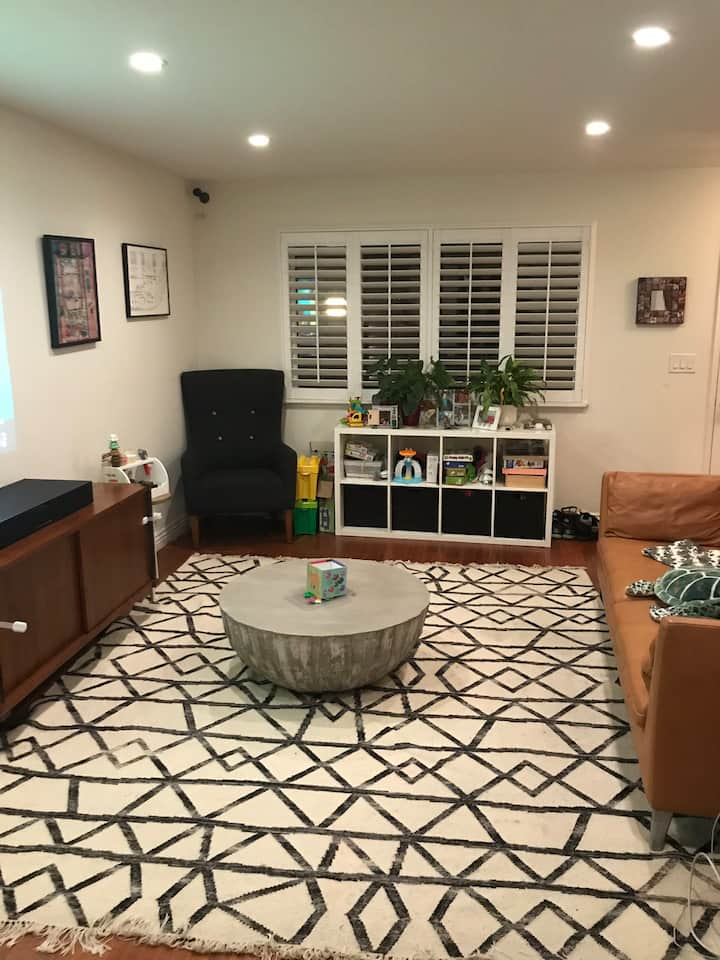 Modern Townhouse close to downtown Mountain View