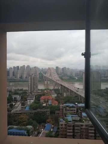 重庆南岸弹子石中心