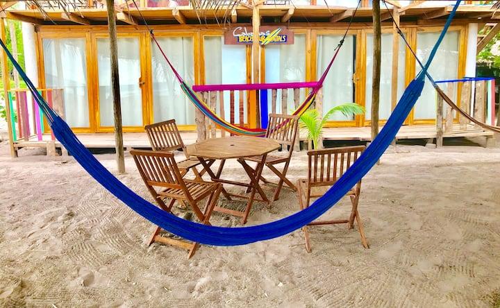 Cabañas Beach Club Rentals Habitación 2