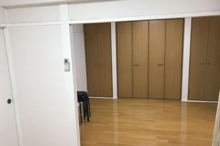 仙台市中心部 最大5名宿泊可能