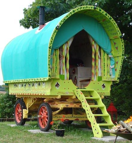 Gypsy Wagon Rosie