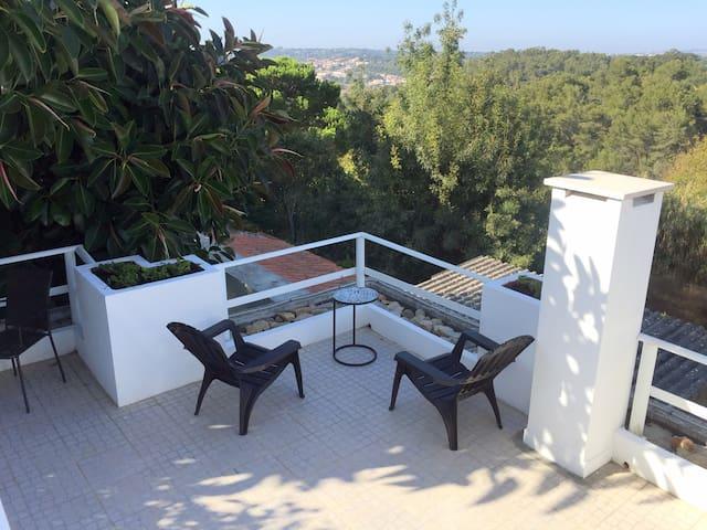 Terraço do Magalhães - your terrace in Sintra