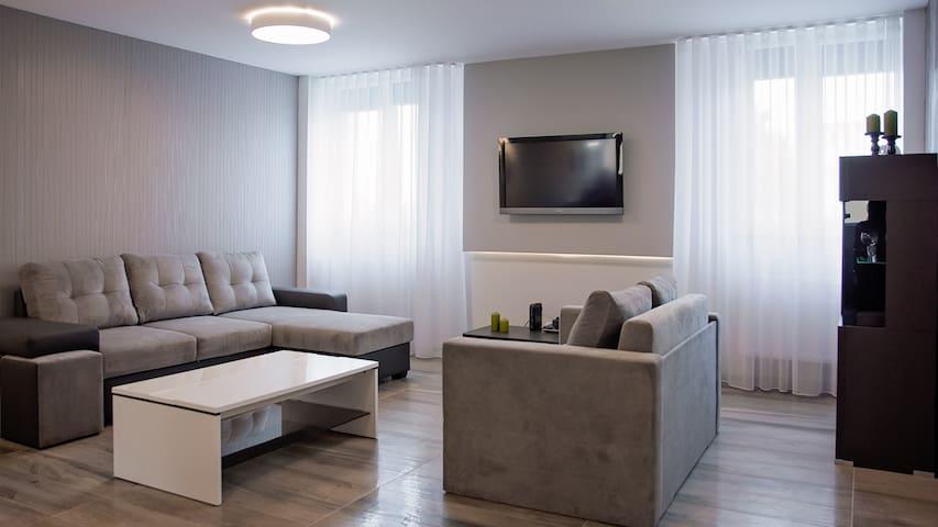 Apartament Piano - Racibórz - Wohnung