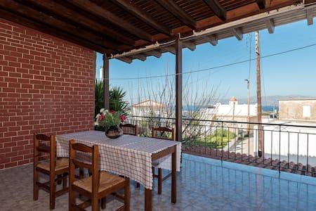 Seaview apartments near Gramvousa - Balos area - Kaliviani - Leilighet