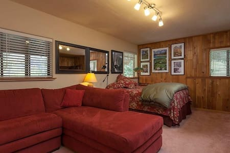 Studio Apt in Squaw Valley for your Winter Vacay! - Olympic Valley