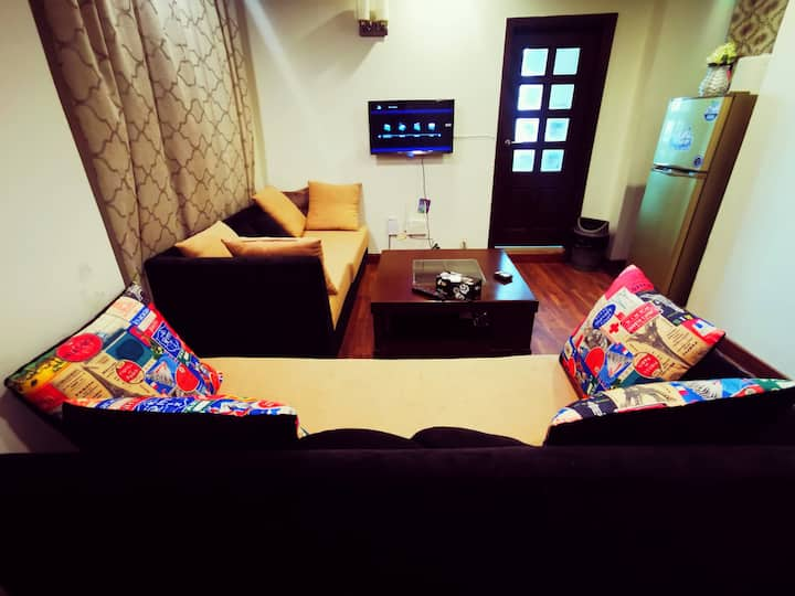 Fully Furnished 2BHK Private Apartment