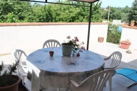 Appartement avec terrasse - Saint-Jean-Pla-de-Corts - Daire