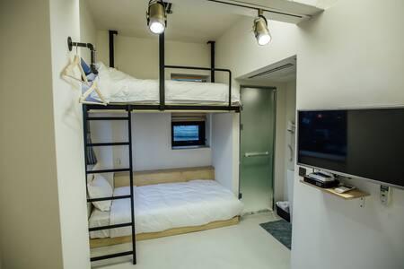 Twin+ Room