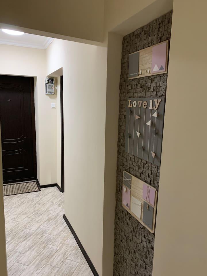Уютная квартира Мукачево