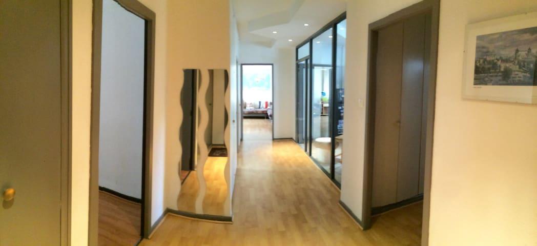 Chambre(s) privée(s) dans Grand Appart au Centre - Strasbourg - Apartment