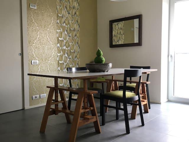 Loft design in Parma