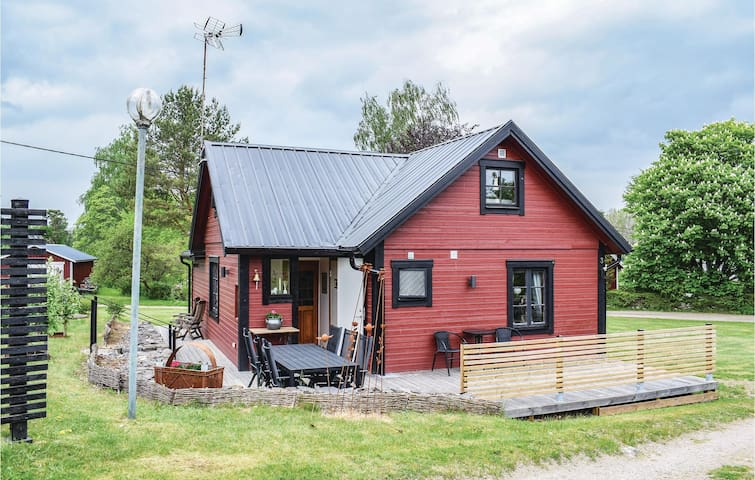 Holiday cottage with 3 bedrooms on 65m² in Ljungby