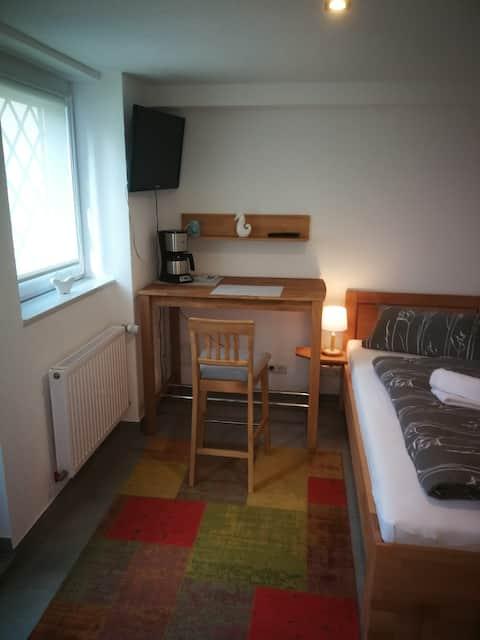 """Einladendes Einzelzimmer """"Am Bronnwiesle"""""""