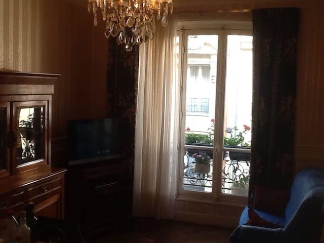 Bel appartement au coeur du 15eme - Paris