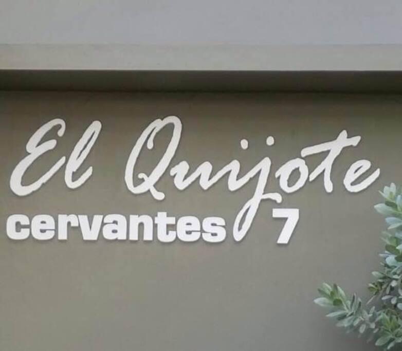 El Quijote #7