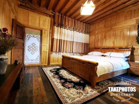 甘加草原精品大床房