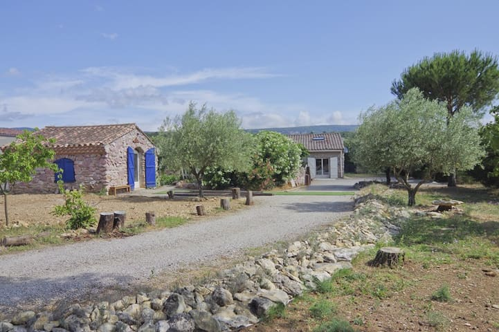 Gehele vakantiewoning Joie-de-Languedoc - Trausse - House