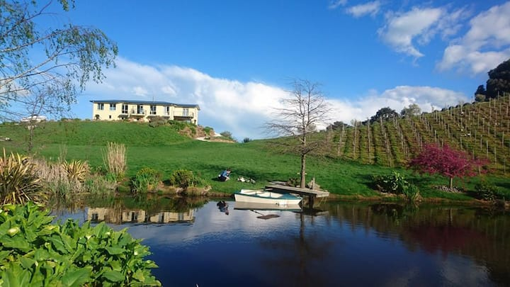 Castello Di Vino - Luxury Accommodation Blenheim