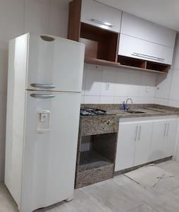 Apartamento sem mobilia em Jauá ótima localização