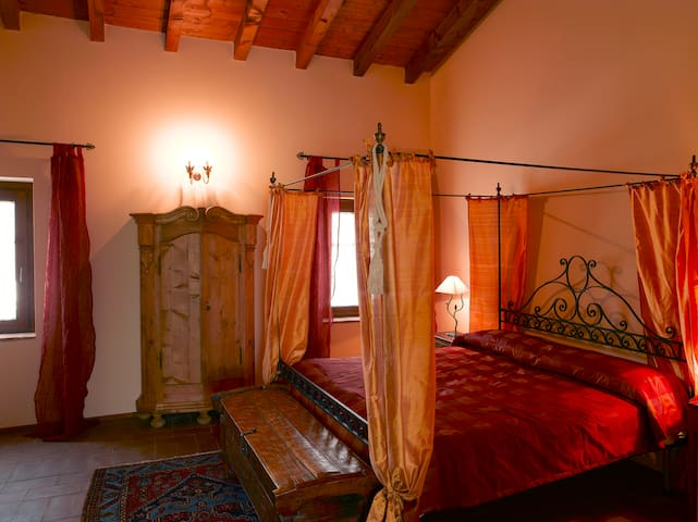 Musella Country Relais Standard Apartment - San Martino Buon Albergo - Appartement