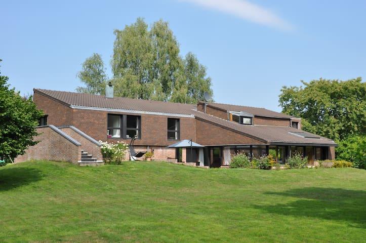 Calme et nature vue exceptionnelle sur golf - Villeneuve-d'Ascq - Leilighet