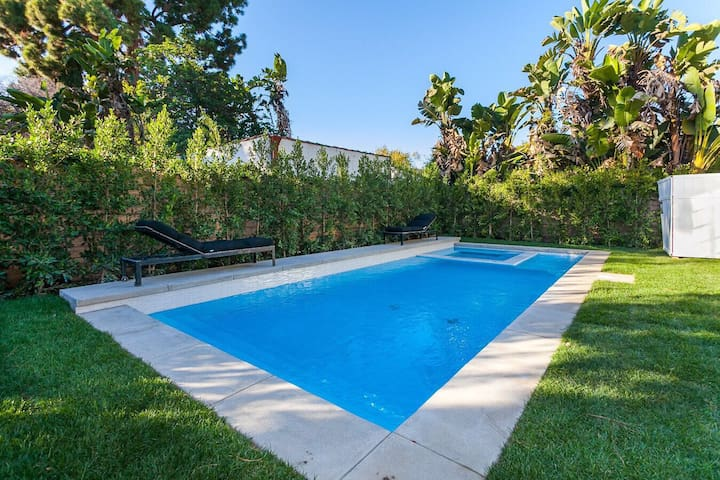 Beverly Hills/WEHO 4BD Pool&Jacuzzi - Los Angeles - Dům