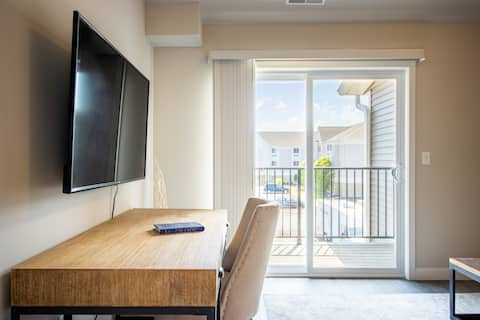 A suite you'll remember, private conference rm