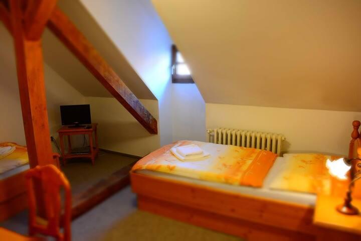Standardní pokoj twin 36