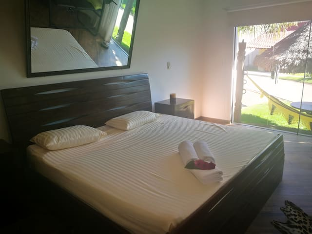 Luxury room in Colinas de Urubo, Santa Cruuz (1)
