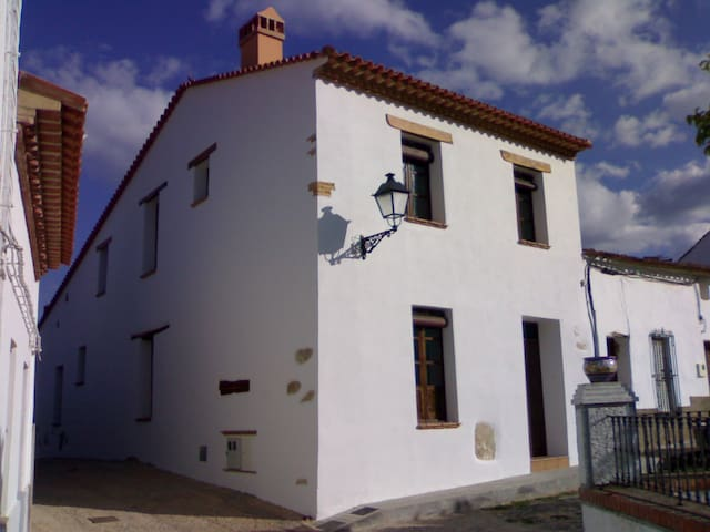 Charming House in the heart of Sierra de Aracena - La Nava - Dom wakacyjny