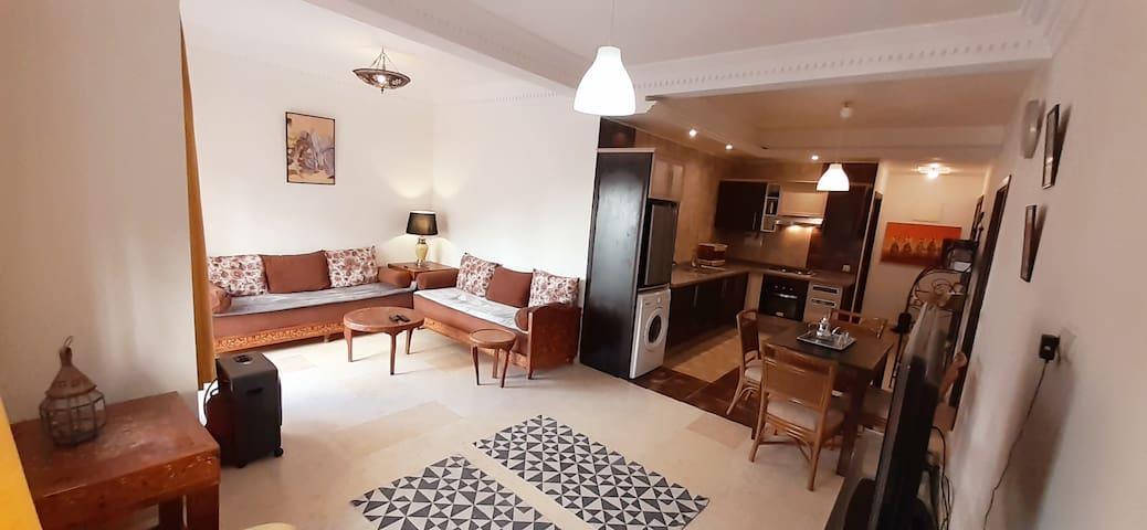 Appartement  haute standing dans une résidence