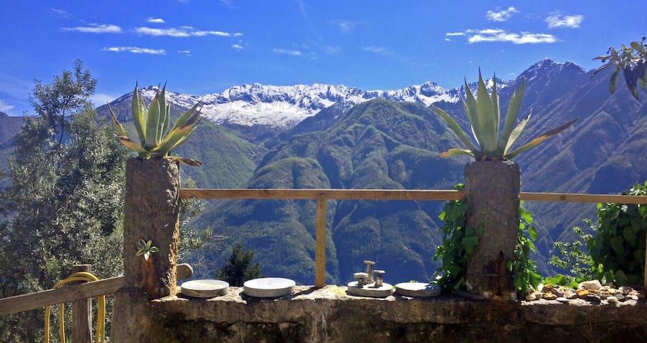 L'agave bed&breakfast - Premosello-chiovenda - Pousada