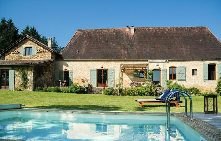 La Maison Soleil at Nouvelle-Aquitaine