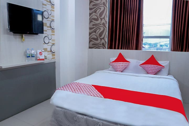 Deluxe Double in  OYO 861 R Four Hotel