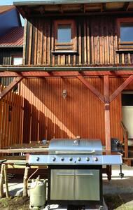 Riesige Ferienwohnung im Harz 2km bis Pullman City - Hasselfelde - Bed & Breakfast