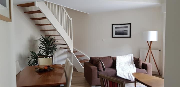 Chambre/SDB privée, design/cosy/calme, Mail/Centre