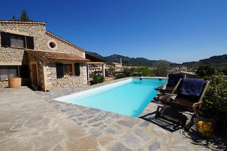 Wonderful Villa Sa Devesa in Mancor de la Vall - Mancor de la Vall