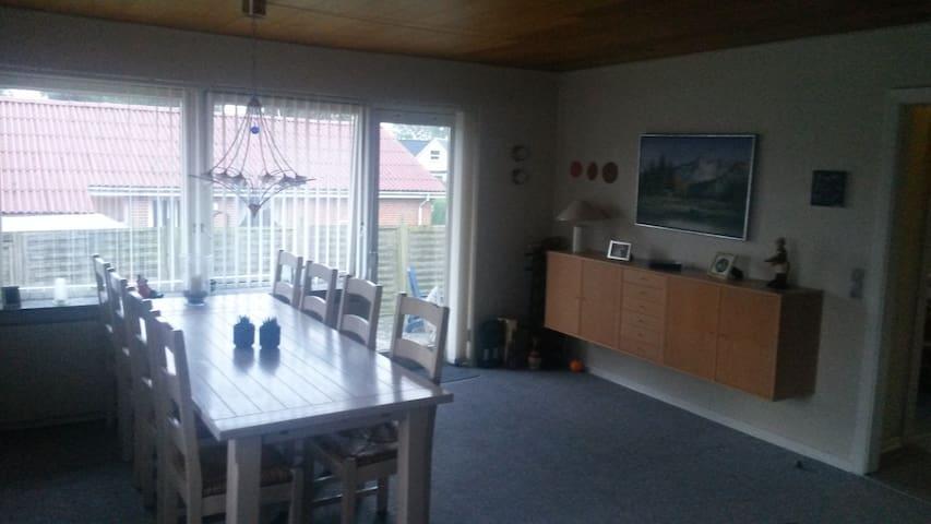 2 værelser nær Legoland / Billund - (2 zimmer) - Hejnsvig - Pis