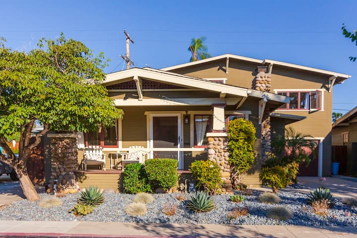 Beautiful North Park 3 Bed/3 Bath Home