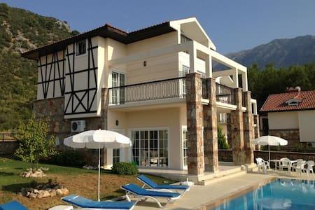 Stunning, Luxury Villa With Large Private Pool - Ölüdeniz Belediyesi