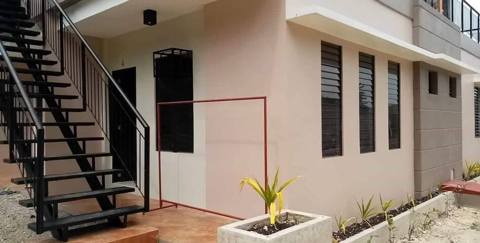 Full apartment ground floor pangalo