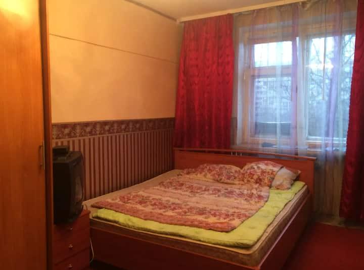 Квартира с прекрасным видом