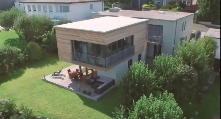 Wohnung mit Terrasse und tollem Ausblick