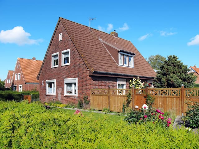 Holiday apartment in Schillig / Wangerland - Horumersiel. Schillig - 公寓