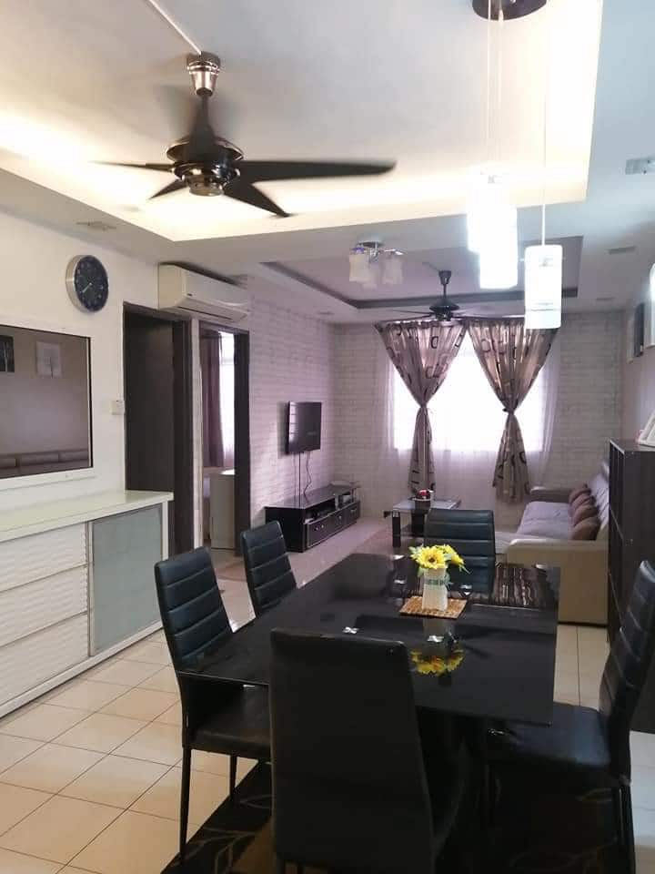 Putatan Platinum with a great location and comfort